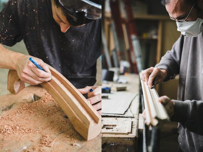 Photographies artisanat, photographe professionnelles au Studio des 2 Prairies- reportage photo artisanat