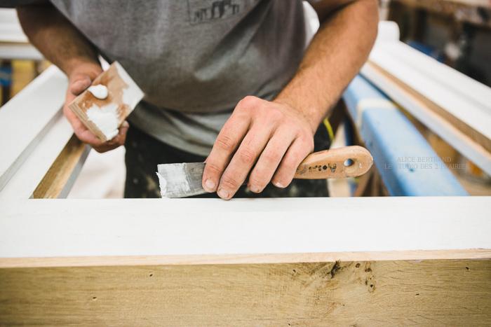 Photo artisanat : menuiserie et charpente